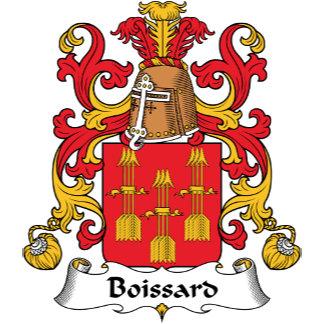 Boissard Family Crest