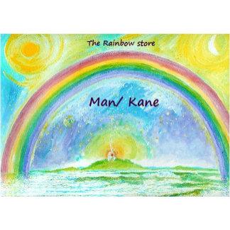 The Rainbow Shop/ male energy