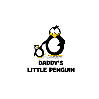 Daddy's Little Penguin