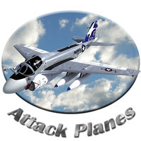 Attack and ASW Planes