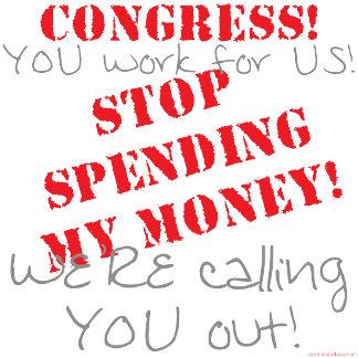 Stop Spending - Congress