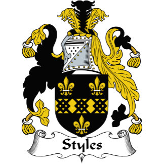 Styles Family Crest