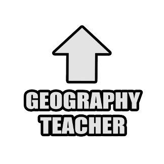 Arrow Geography Teacher