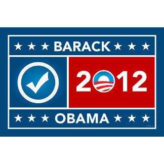 Obama Yard Signs