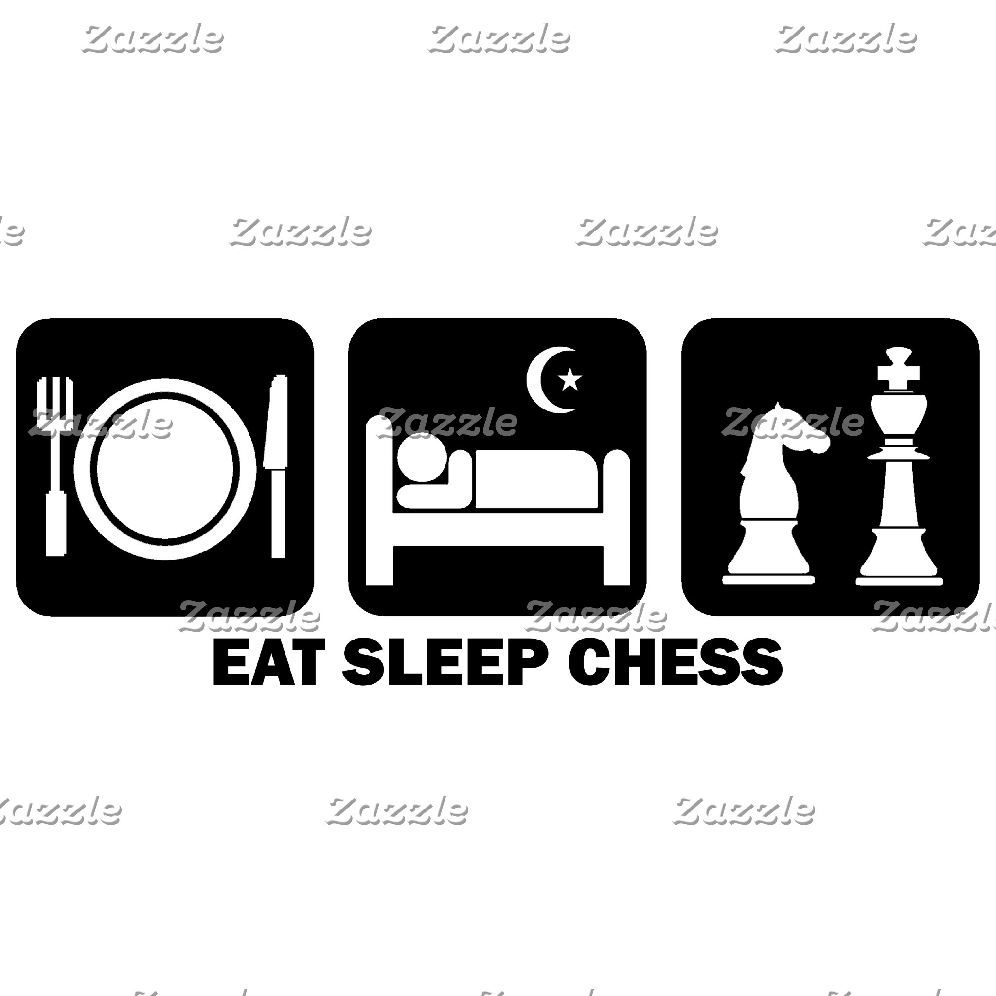 eat sleep chess