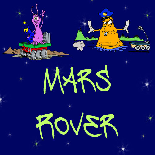 Martians & Mars Rovers