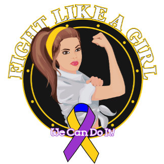 Bladder Cancer Fight Like A Girl Modern Rosie