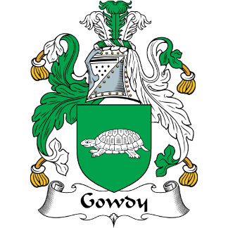 Gowdy Family Crest