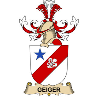 Geiger Coat of Arms