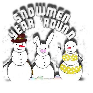 ` Snowmen - Non Christmas