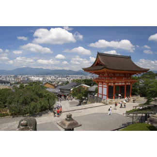 Asia, Japan, Kyoto, Kiyomizu Temple