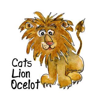 Cats / Lions/Ocelot