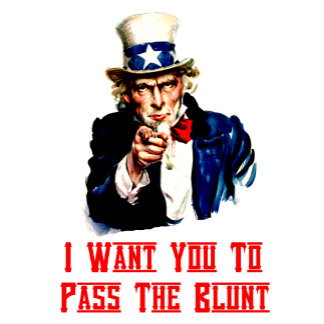 Pass The Blunt