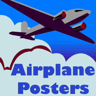 Airplane Posters