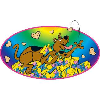 Raining Scooby Treats
