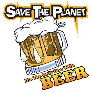Save The Planet Beer