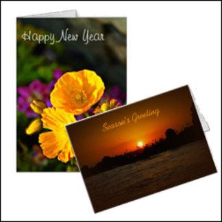 Holiday Season Greeting Cards