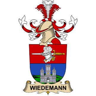 Wiedemann Family Crest