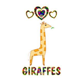 Love for Giraffes