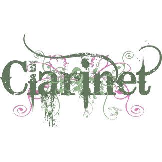 Vine Grunge Clarinet