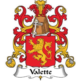 Valette Family Crest