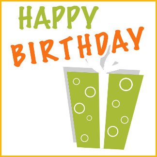 Happy Birthday T-shirts, Favors and Gifts