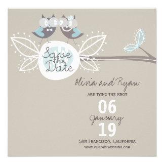 :: Wedding Owls