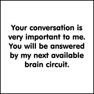 Conversation Circuit