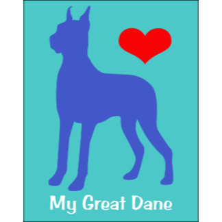 Love My Great Dane