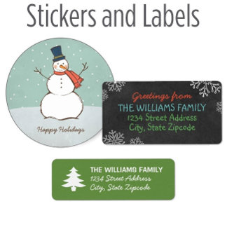Stickers and Labels