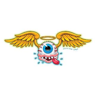 The Flyin' Eyeball