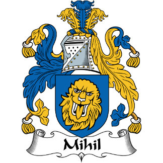 Mihil Coat of Arms