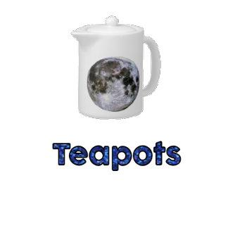 Custom Teapots