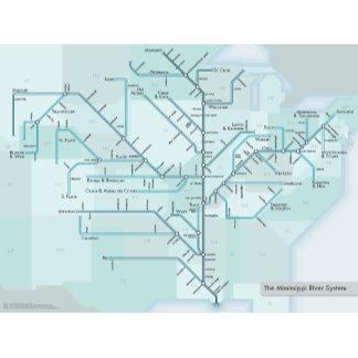 River Transit Maps