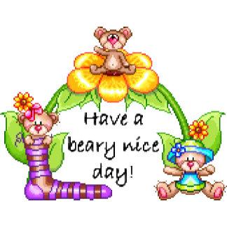 Beary Nice Day