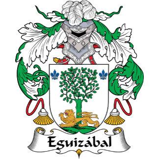 Eguizabal Family Crest