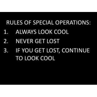 Rules of Special Operations