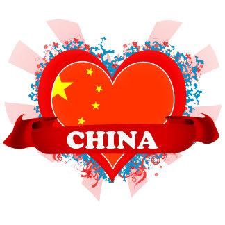 Vintage I Love China