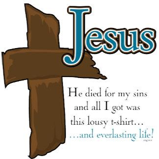 Jesus Life Everlasting