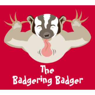 The Badgering Badger