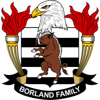 Borland Coat of Arms