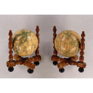 Terrestrial Globe Celestial Globe