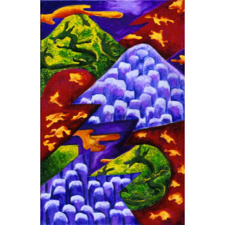 Dragonland - Green Dragons & Blue Ice Mountains