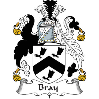 Bray Coat of Arms