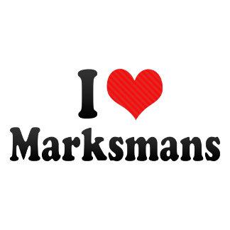 I Love Marksmans