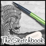 ► The Sketchbook