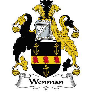 Wenman Family Crest