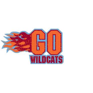 Go Wildcats Text