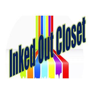 Inked Out Closet Logo