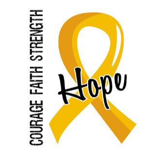 Courage Faith Hope 5 Neuroblastoma
